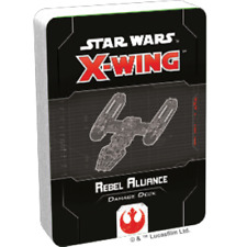 Star Wars X-Wing 2nd Edition : Rebel Alliance Damage Deck