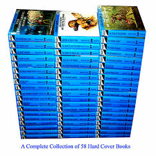 Hardy Boys Books Collection - 1- 58 Brand New Hardcovers Set - Franklin W. Dixon