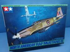 1/48 Tamiya : RAF Mustang III (P-51B) ( 3 Decal Opt.) mit HI-Tech Resinteilen