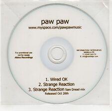 (GW670) Paw Paw, Wired OK - DJ CD
