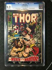Thor #152 CGC 9.2 NM- Inhumans