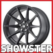 "18x8 18"" 5x114.3 MR127 Motegi Racing Tuner wheels lightweight"