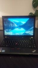"Lenovo x230 i5 2.60GHz 8Gb Memory Windows 10 12.5"" screen"