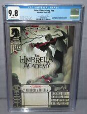 THE UMBRELLA ACADEMY nn 1st app CGC 9.8 Free Comic Book Day FCBD Dark Horse 2007