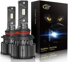 Cree LED 60W 7200LM 6000K White Kit Headlight High/Low Beam 9005 HB3 H10 9140