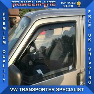 T4 Transporter Wind Deflectors Great Quality Tinted Brand New