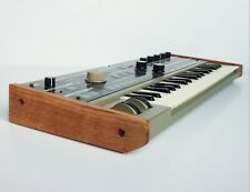 KORG MICROKORG SOLID OAK REPLACEMENT END CHEEKS FROM SYNTHS AND WOOD