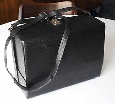 ROLLEIFLEX ROLLEI RARE LEATHER OUTFIT CASE for SL66 LENSES & ACCS. REFURBISHED