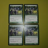 Oxidize x4 Darksteel 4x Playset Magic the Gathering MTG