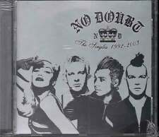 No Doubt ‎CD The Singles 1992 - 2003 Nuovo Sigillato 0602498613818