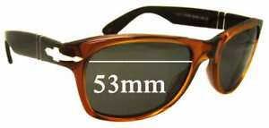SFx Replacement Sunglass Lenses fits Persol 2953-S - 53mm Wide