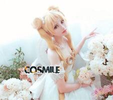 Sailor Moon Tsukino Usagi Princess Serenity Cosplay Yellow Hair Wig Anime 100cm