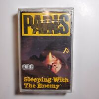 Paris Sleeping With The Enemy Cassette New