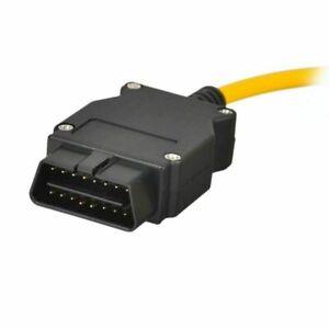 Ethernet Diagnose OBD Kabel BMW ENET E-SYS ICOM Coding F-Serie 3.23.4 V50.3 DE