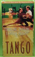 TANGO VHS 1998 Carlos Saura Foreign Spanish With English Subtitles