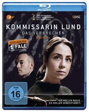 5 Blu-rays * Kommissarin Lund - The Killing /Das Verbrechen - Staffel 1 #NEU OVP