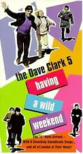 Having a Wild Weekend (VHS)  Dave Clark Five / rare OOP/ unavailable on DVD'65