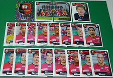 PANINI FOOTBALL FOOT 2005 STADE RENNAIS RENNES COMPLET FRANCE 2004-2005