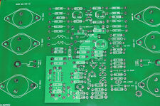 one set Quad 606 Power Amplifier bare Boards for DIY or Repair Amp x2 V2 M12910
