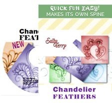 Free Motion Feather Fill Machine Quilting Design Tutorial DVD Up Close Video