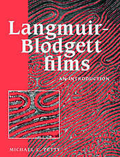 Langmuir-Blodgett Films: An Introduction-ExLibrary