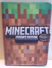 Minecraft (pocket edition)  Tablet Wallet Case For Mini Ipad 1,2,3