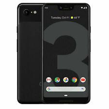 Nuevo Google Pixel 3 XL 64GB Desbloqueado en Fábrica sólo negro-Mobile AT&T Verizon T