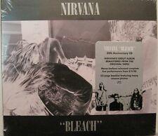 NIRVANA Bleach Plus live...20th anniversary Ltd EdCD ss USA 90s Grunge PunK L@@K