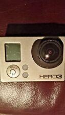GoPro HERO3 BLACK CAMERA - - SPARES/REPAIR-- Need repairing NOT FAULTY