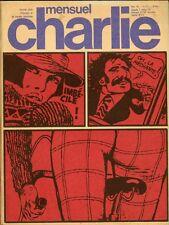 """CHARLIE MENSUEL N°112 / mai 1978"" Guido CREPAX : VALENTINA ""Colin-maillard"""