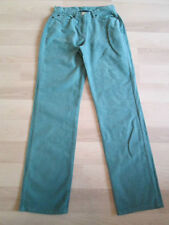 Boden Cotton Straight Leg Trousers for Women