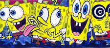 45 FEET of SpongeBob Squarepants Wallpaper Wall Border