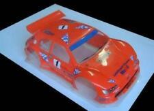 0107 Peugeot 306 Rally 1/8 GT 325mm body Hobao Serpent Cobra Traxxas Slash