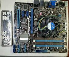 Win 10 Pro +Asus P8H61M Pro MATX lga1155 motherboard +Intel i5 2320 3GHz