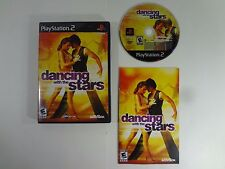 Dancing With the Stars PlayStation 2 PS2 **TESTED AND WORKING** COMPLETE