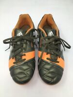 adidas boys football boots brown orange nitrocharge 3.0 Size UK4