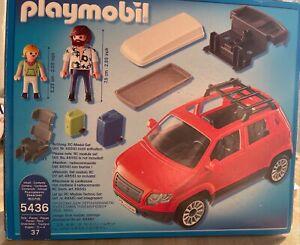 PLAYMOBIL 5436 Summer Fun Familienauto