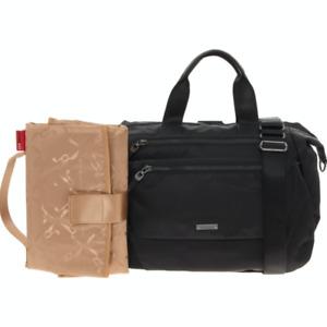 STORKSAK Seren Changing Bag - Black