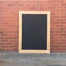 Victorian Ash Big Chalkboard, New Menu Blackboard, Unique and Handmade Wall Sign