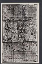 Mexico Postcard - Relieve Maya, Arbol Florido, Simbolo De La Tierra  T193