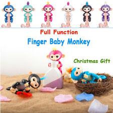 Alientech Finger Baby Monkey Kids Cute Electronic Interactive Robot Pet Toy Gift