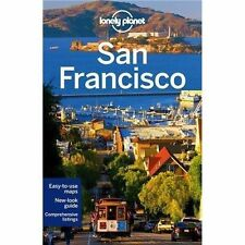 Lonely Planet San Francisco (Travel Guide), Very Good Condition Book, Vlahides,