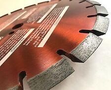 "14"" x .500 loop cutting and joint widening diamond blade -V- segment ASPHALT"