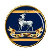 Royal Warwickshire Fusiliers, Armée Britannique Broche Badge