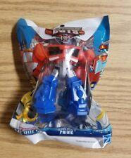 "Transformers Rescue Bots OPTIMUS PRIME 3.5"" Figure Hasbro Sealed"