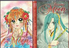 BURNING MOON  tomes 1-2-3 Selena Lin SERIE COMPLETE manga en français*