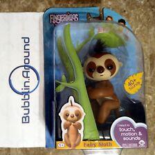 Fingerlings Sloth Authentic Fingerling Kingsley WowWee NIB