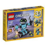 "LEGO® 31062 Creator ""Forschungsroboter"" NEU & OVP"