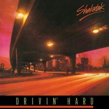 Shakatak(CD Album)Drivin' Hard-Secret-SECCD132-UK-2015--New