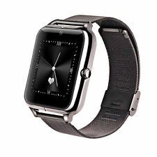 NFC Smart Bluetooth Watch Phone Steel Strap For Samsung S8 S7 Note 5 4 Motoroal